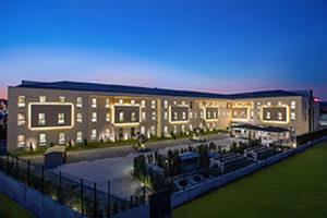 Yeşil Bina Örnekleri 2016: Hilton Zeytinburnu LEED Platin Sertifikalı