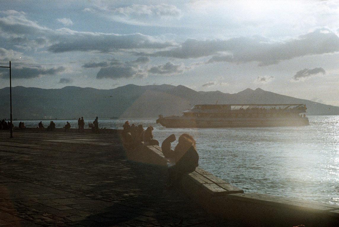 İzmir Fotoğrafları - Alsancak Kordon